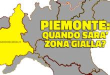 Photo of Quando il Piemonte diventerà zona gialla?