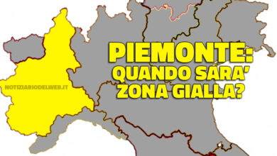 Photo of Quando il Piemonte diventerà zona gialla?